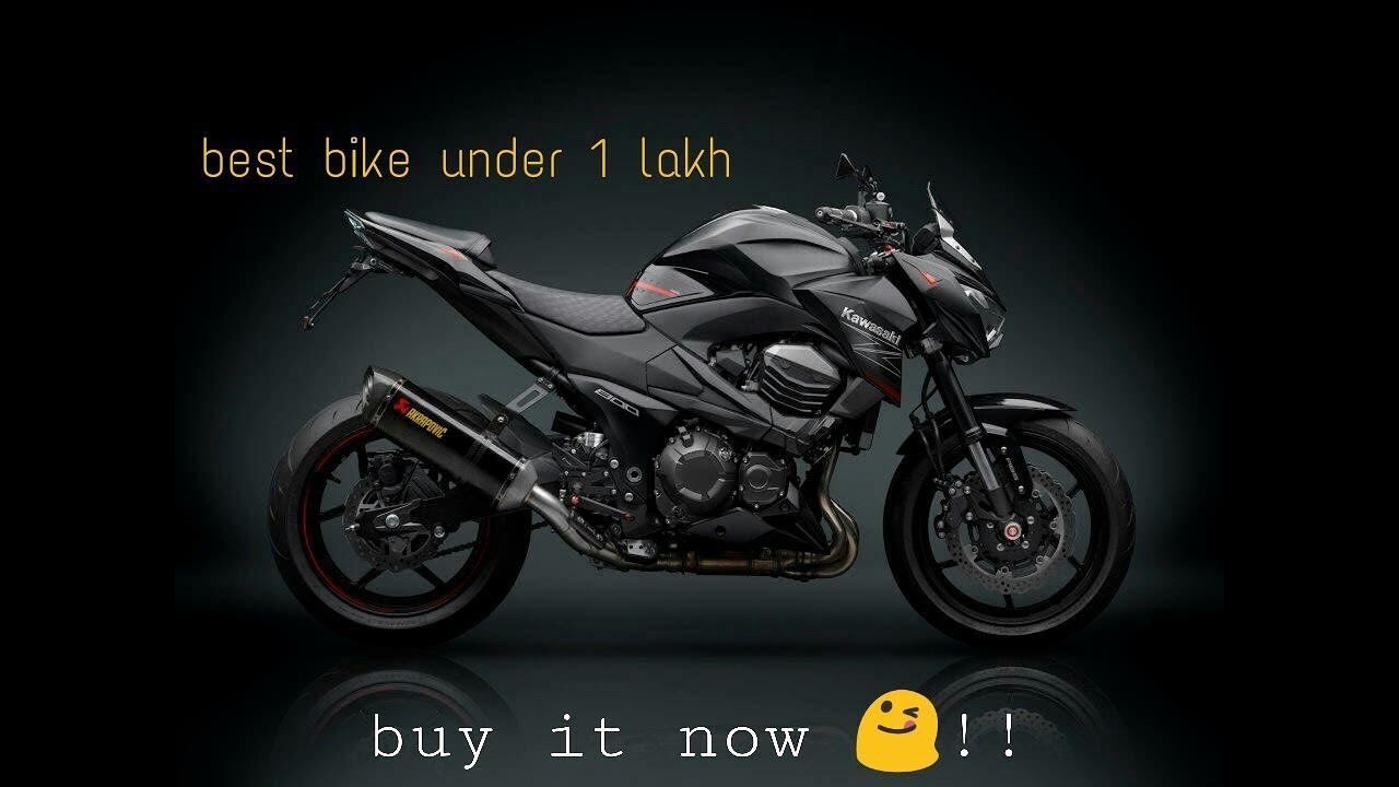 Top 5 Bike Under 1 Lakh Youtube