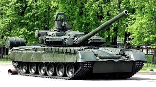 """Обзор Т-80Б(В) """"Советский Красавчик"""" - в War Thunder!"""