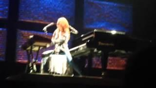 "Tori Amos- ""Crazy"" & ""Wild Horses"" Philly"