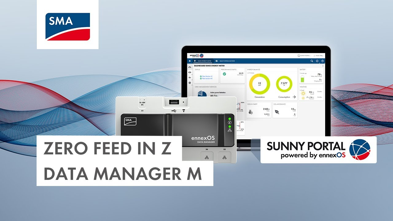 Download Zero Feed In z Data Manager M