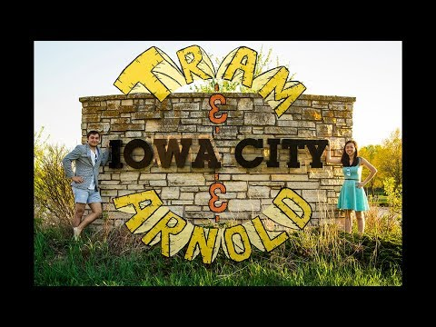 WOW Air Travel Guide Application Video | Tram and Arnold | Iowa City