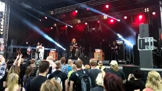 Graveyard - Seven Seven (live @ Rock The Beach 2013)