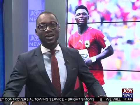UEFA Player of the Year   Sports Desk on Joy News 16 8 17