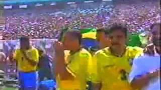 Copa 1994   Brasil x Itália pênaltis   Tetra