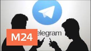 Telegram заблокируют через 10 дней - Москва 24