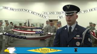 Dover Air Force Base Honor Guard