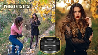 Canon RF50mm F1.8 Real Life Test, The Perfect Budget Lens for Portraits