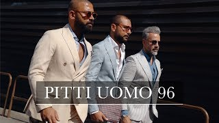 Pitti Uomo 96 Lookbook   Italian Menswear Inspiration   One Dapper Street