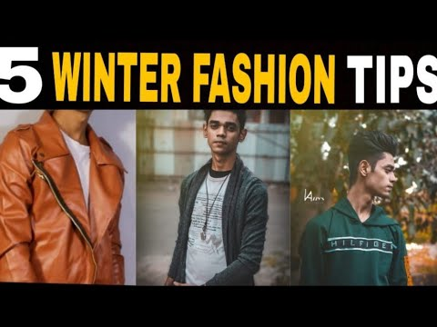 5 Winter Fashion Tips For Indian Men|| Best Winter Clothing|| Mak Lifestyle