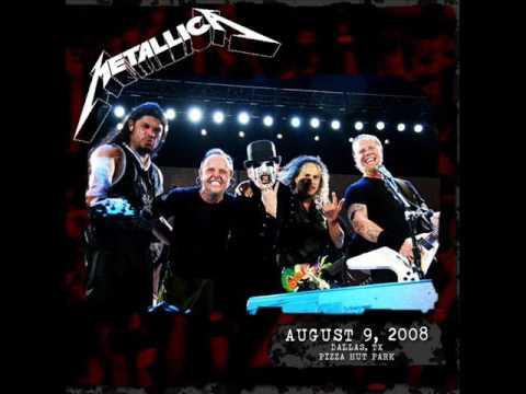 Metallica: Live @ Ozzfest 2008 - August 9, 2008 [FULL CONCERT/HD AUDIO-LIVEMET]