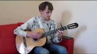 S.T.A.L.K.E.R.  Гимн Монолита видеоурок по гитаре