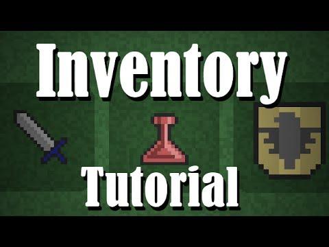 [Game Maker Tutorial] EASY RPG INVENTORY - YouTube