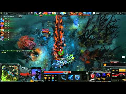 [Core Jakiro] VirtusPro vs Osliki Gaming Game 1 - MSI Beat IT Global Challenge @TobiWanDOTA