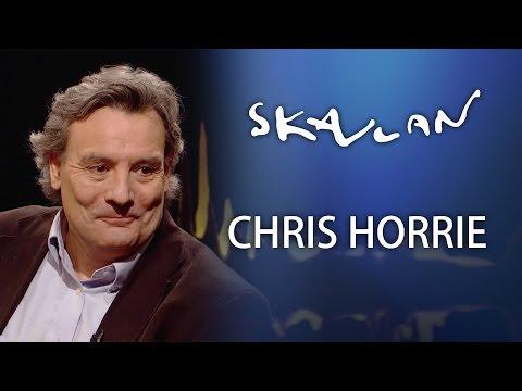 Chris Horrie Interview | Skavlan