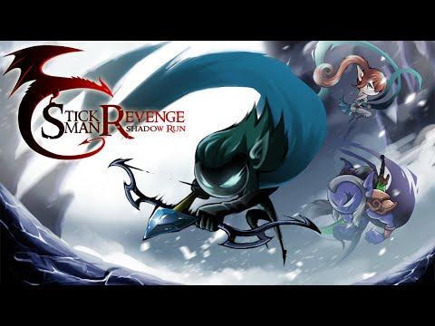 Stickman Revenge: Shadow Run - Best Running Game