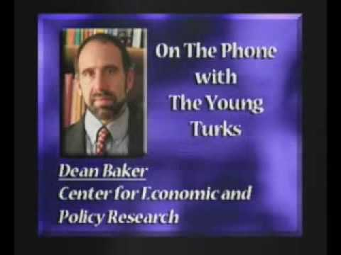 Dean Baker, Center for Economic and Policy Research