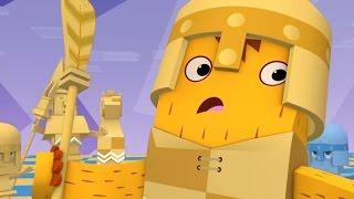 Кращі мультфільми для дітей    ЙОКО   Топ-серії - Мультики про чарівництво і пригоди