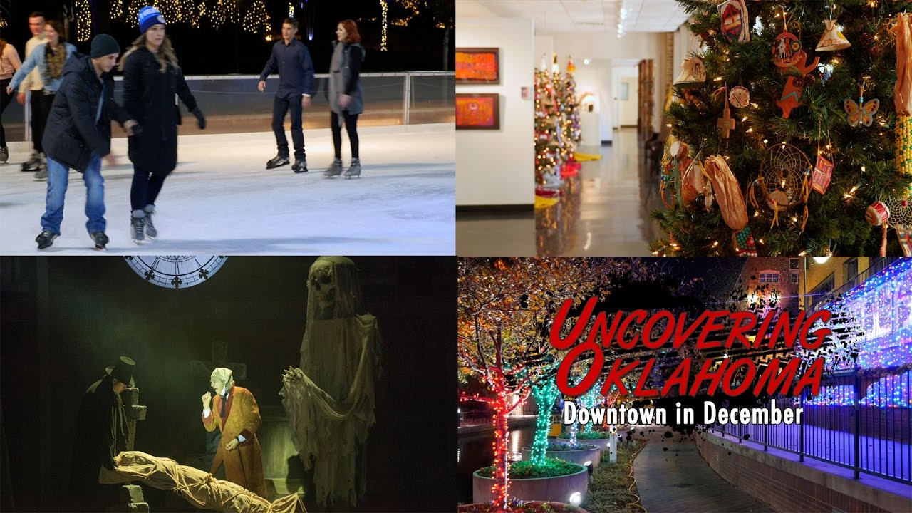 Okc Christmas Events.Christmas Lights Holiday Plays And Winter Festivities