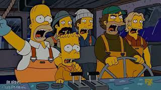 The Simpsons  - Tsunami!
