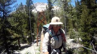 110702 Woods Creek Bridge 3rd Person