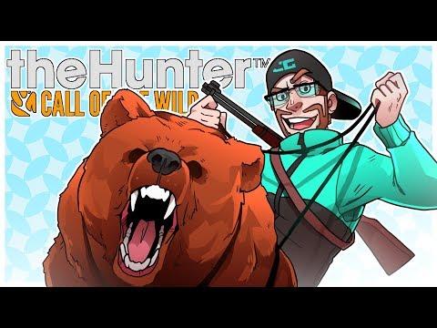 My New Job! Bear Hunter? (The Hunter: Call of The Wild)