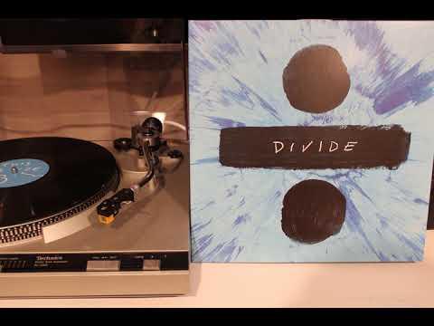 Ed Sheeran - Shape Of You (Vinyl)