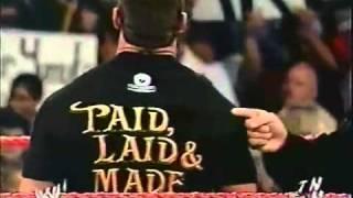 Randy Orton vs Val Venis - Goldberg enters afterwards