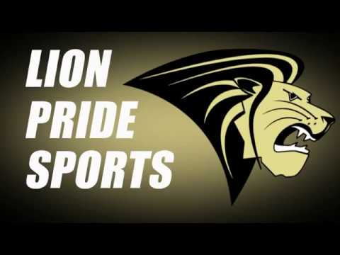 Lion Pride Sports - October 18th, 2017