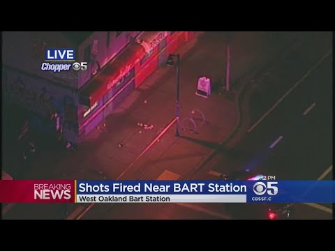 2 Injured In BART Police Shooting Outside West Oakland Station