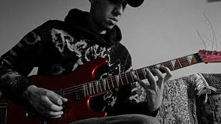 Worst guitar Player In The World ► Guitar Solo shred shred shred !!! -_-