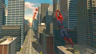 Awful PC Games: The Amazing Spider-Man 2 Endless Swing Review