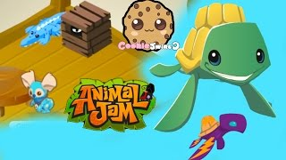 Cookieswirlc Plays Online ANIMAL JAM Gaming Video Creating Character thumbnail