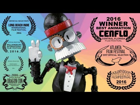 FILM FESTIVAL VERSION - Loren The Robot Butler: Teach Me How To Dougie! (with credits!)