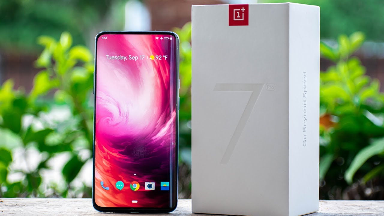 The OnePlus 7T brings a 90Hz screen for less than $600