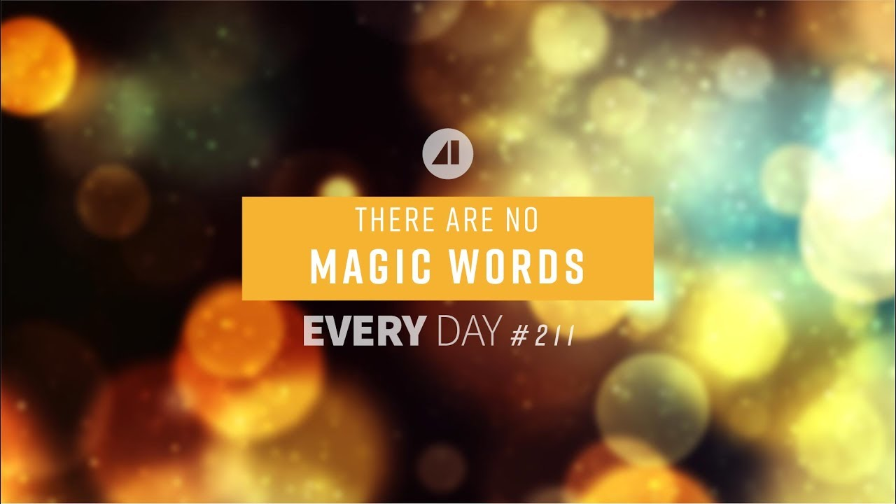 There Are No Magic Words - Episode 211 · The Sales Blog