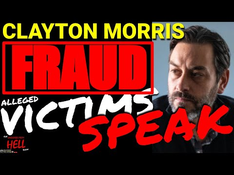Is Fox News Anchor Clayton Morris A Fraud? | The Morris Invest Allegations - Landlords From Hell 2