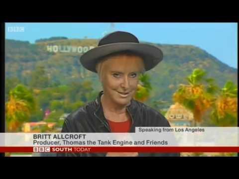 Thomas & Friends | News item - Thomas's 70th Anniversary - BBC South Today (2015)