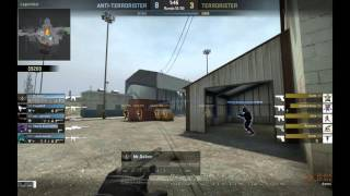 My First CSGO Montage ACE