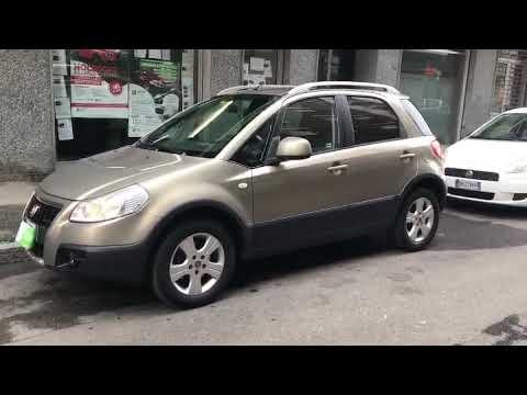 Fiat Sedici 4x4 2009