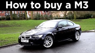 How to buy a good second hand bmw m3 (e90 / e92 / e93) - project m3 pt.4 | road & race s03e04