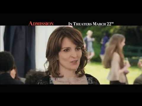 Admission - 2013 - Movie Trailer HD