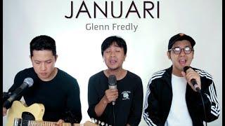JANUARI - Glenn Fredly (LIVE COVER) Oskar | Ian | Ajay