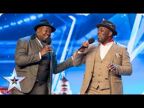 Watch The Ratpackers SENSATIONAL cover of New York, New York | Auditions | BGT 2018