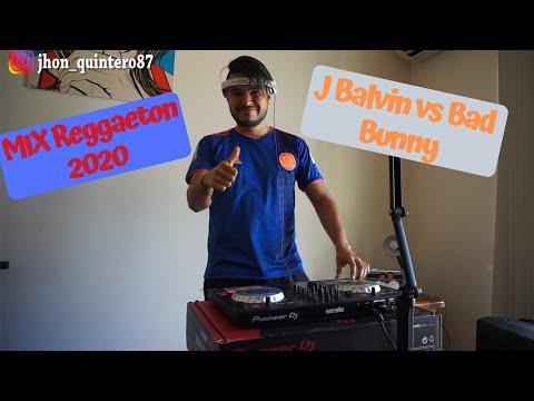 Mix Reggaeton 2020 / J Balvin Vs Bad Bunny / Pioneer DDJ-SB3