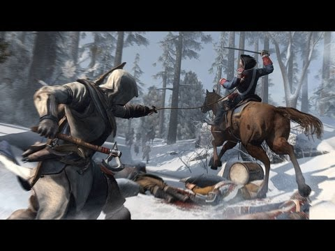 The Weapons of Assassin's Creed 3 Revealed