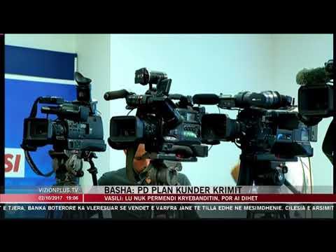 News Edition in Albanian Language - 2 Tetor 2017 - 19:00 - News, Lajme - Vizion Plus