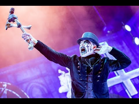 "King Diamond - Arrival ""Advance"" (Official Live)"