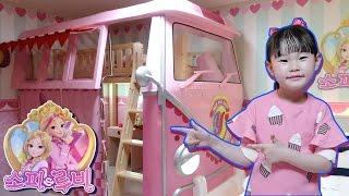 라임의 이천 미란다 호텔 소피루비 방에가다! 3편 헬로카봇 가족여행에 좋은 캐릭터룸  |교통 안전 캠페인 LimeTube & Toy 라임튜브