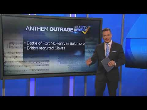 ANTHEM OUTRAGE: REALITY CHECK BY BEN SWANN
