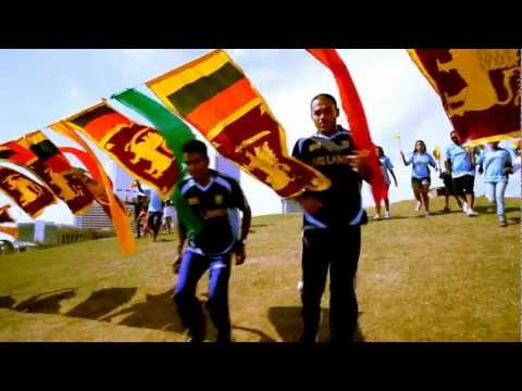 Visi Vara Jaya Nada - National Campaign in Support of the Sri Lanka Cricket Team
